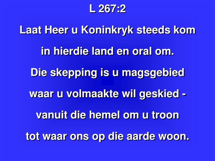 L 267: