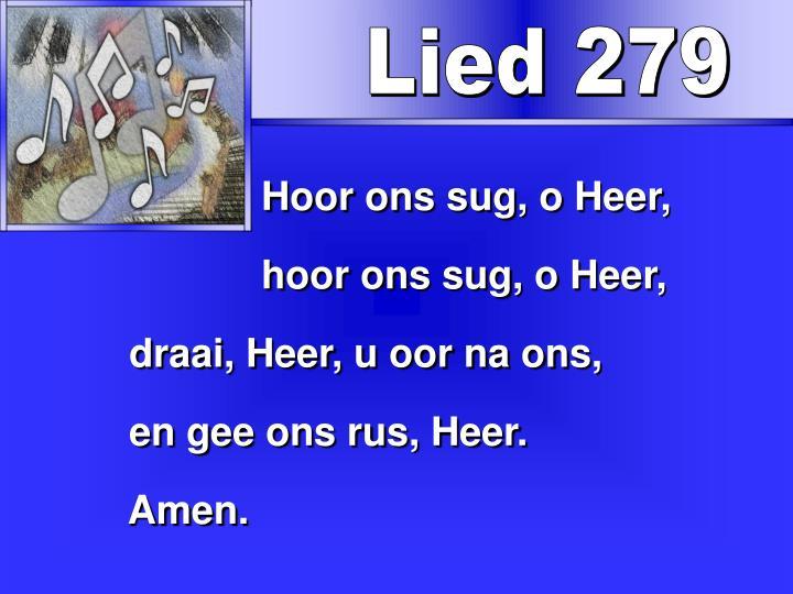 Lied 279