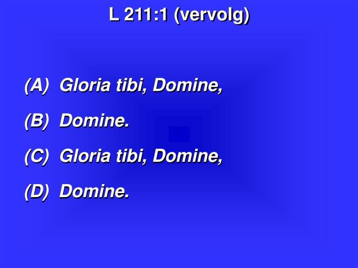 L 211:1 (vervolg)