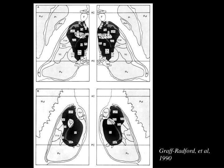 Graff-Radford, et al, 1990