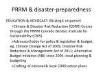 prrm disaster preparedness2