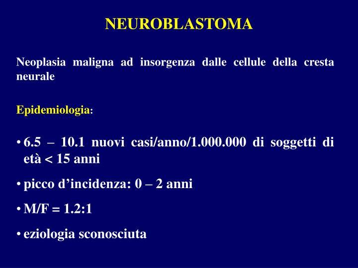NEUROBLASTOMA