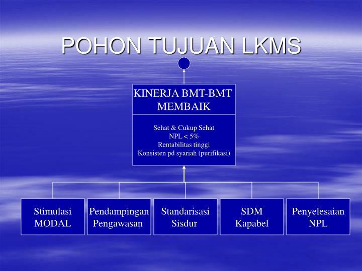 POHON TUJUAN LKMS