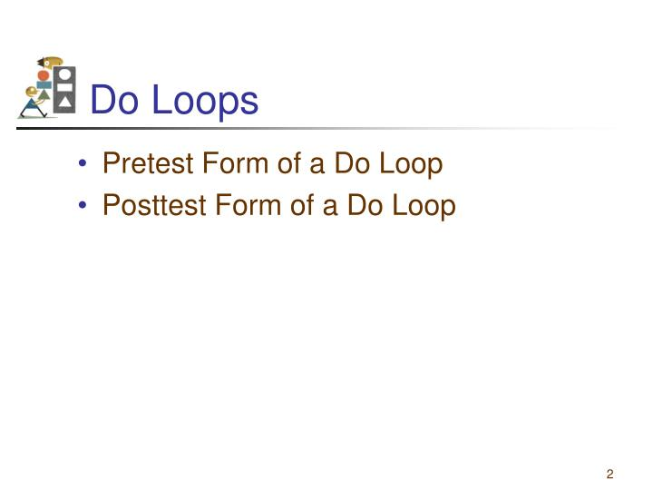 Do loops