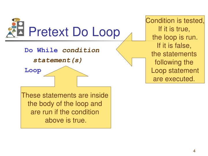 Pretext Do Loop