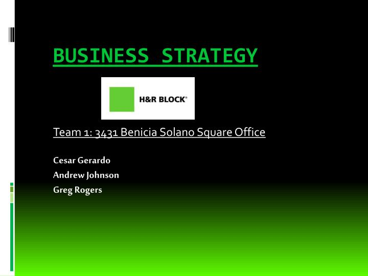 Team 1 3431 benicia solano square office cesar gerardo andrew johnson greg rogers