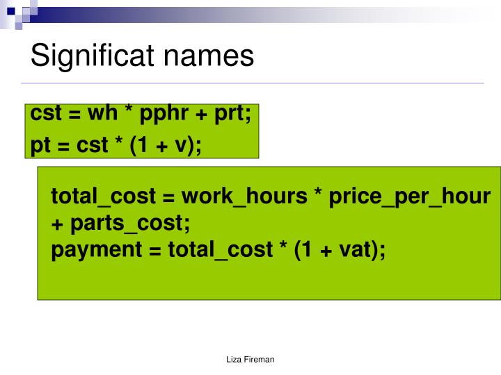 total_cost = work_hours * price_per_hour + parts_cost;