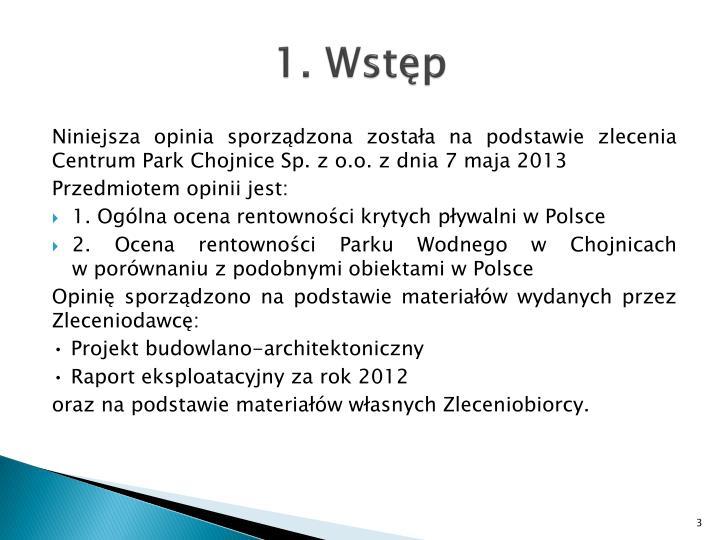 1. Wstęp