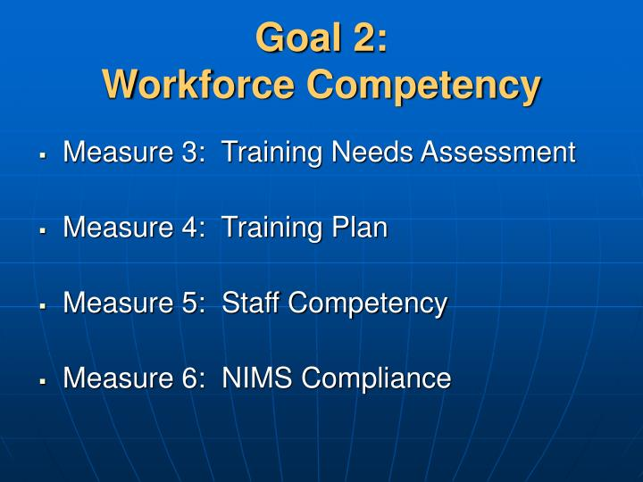 competency goal 3 guidance What are cda competency goals and functional areas a: the second competency goal is to advance physical and social and guidance the fourth goal.