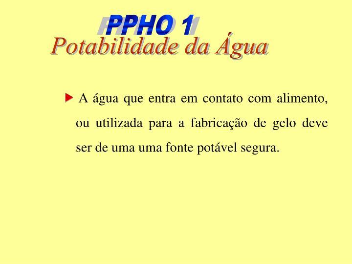 PPHO 1
