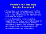 answers to final case study question 4 continued2