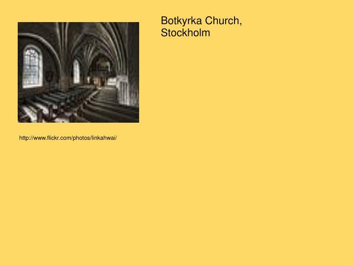 Botkyrka Church, Stockholm