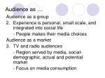 audience as1