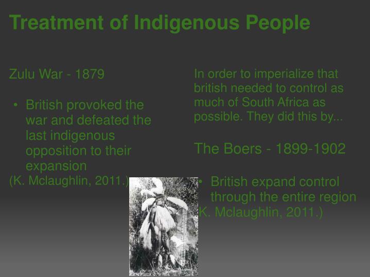 Zulu War - 1879