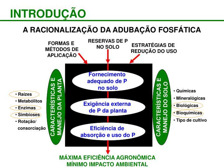 RESERVAS DE P