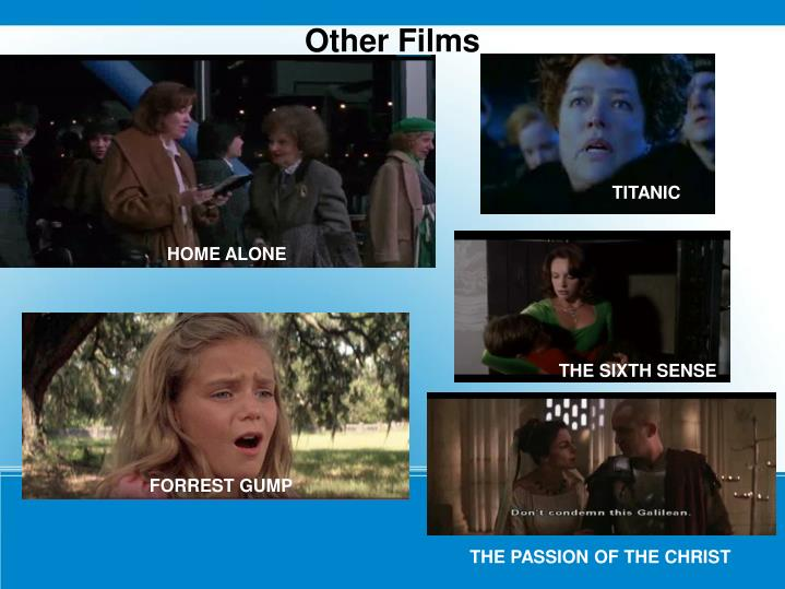 Other Films