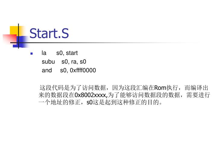Start.S