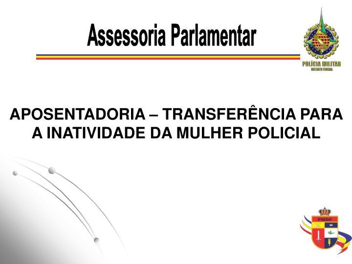 Assessoria Parlamentar