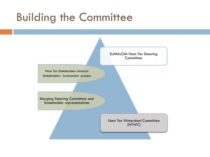 Building the Committee
