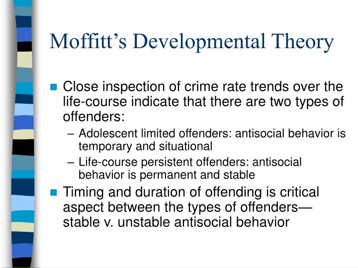 theories of juvenile delinquency Female delinquency edit male delinquency edit theoretical perspectives on juvenile delinquency edit rational choice theory edit classical criminology stresses that causes of crime lie.