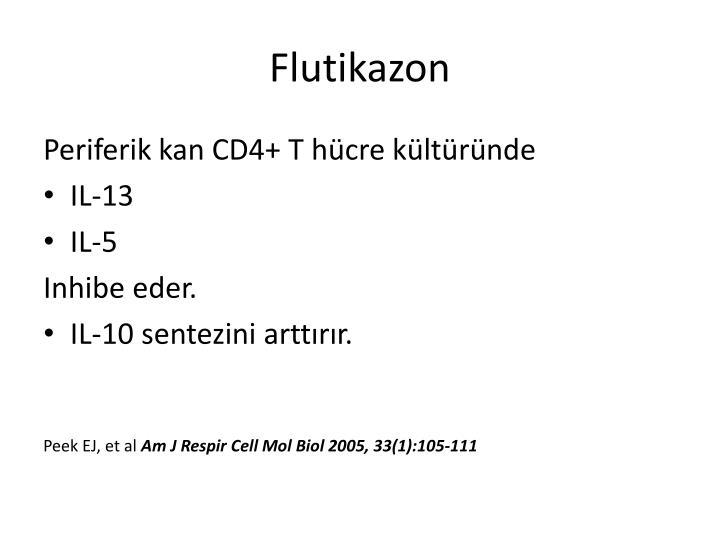 Flutikazon