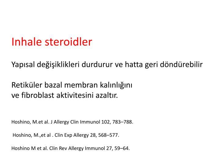 Inhale steroidler