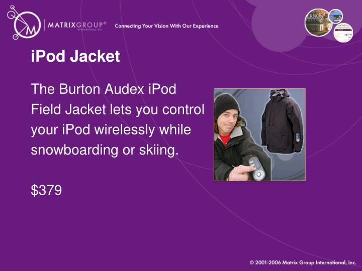 iPod Jacket