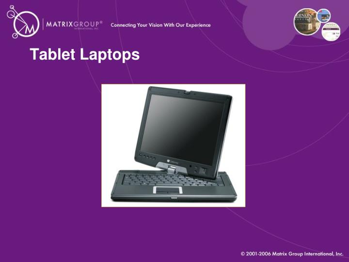 Tablet Laptops