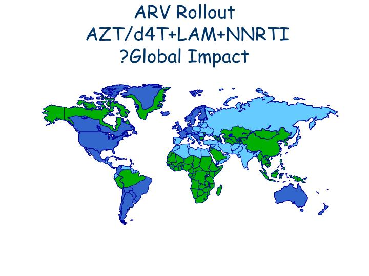 ARV Rollout