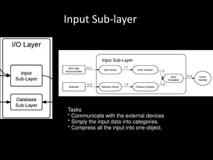 Input Sub-layer