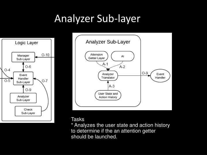 Analyzer Sub-layer