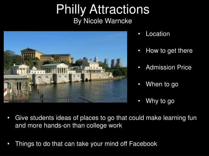 Philly Attractions