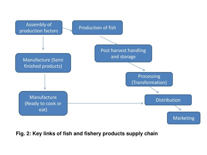 Assembly of production factors