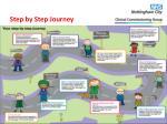step by step journey