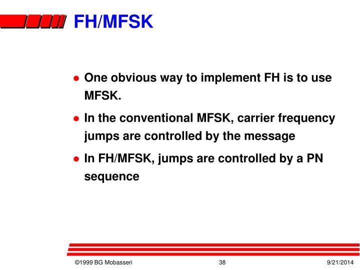 FH/MFSK
