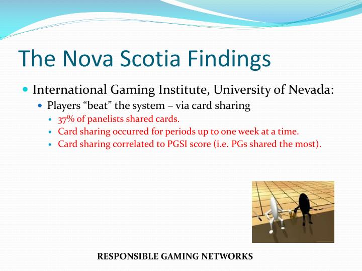 The Nova Scotia Findings
