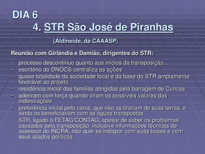 DIA 6