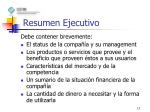 resumen ejecutivo1