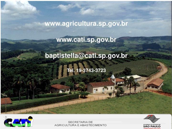 www.agricultura.sp.gov.br