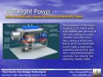 blacklight power