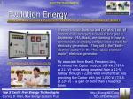 evolution energy