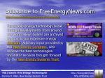 subscribe to freeenergynews com