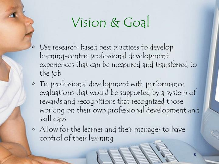 Vision & Goal