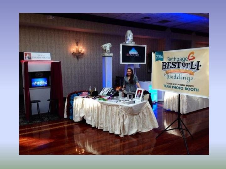 The concept of the bar mitzvah photo booth