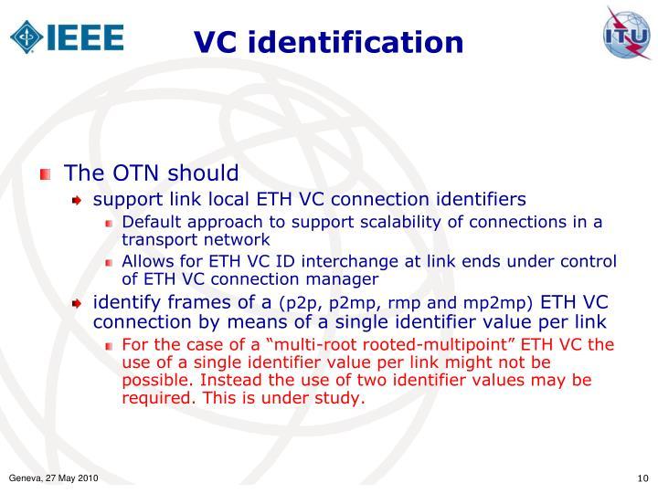 VC identification