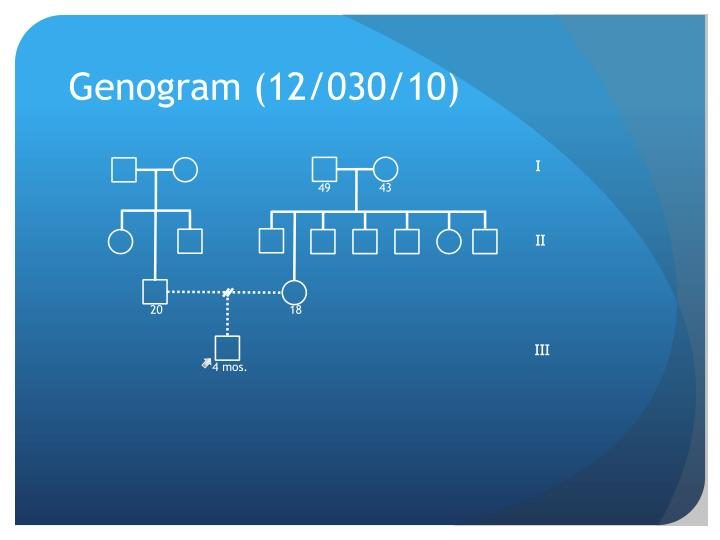 Genogram (12/030/10)
