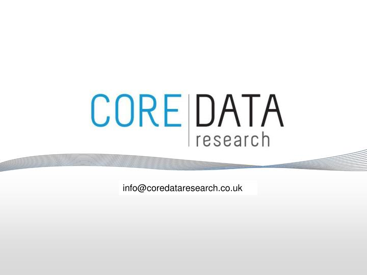info@coredataresearch.co.uk