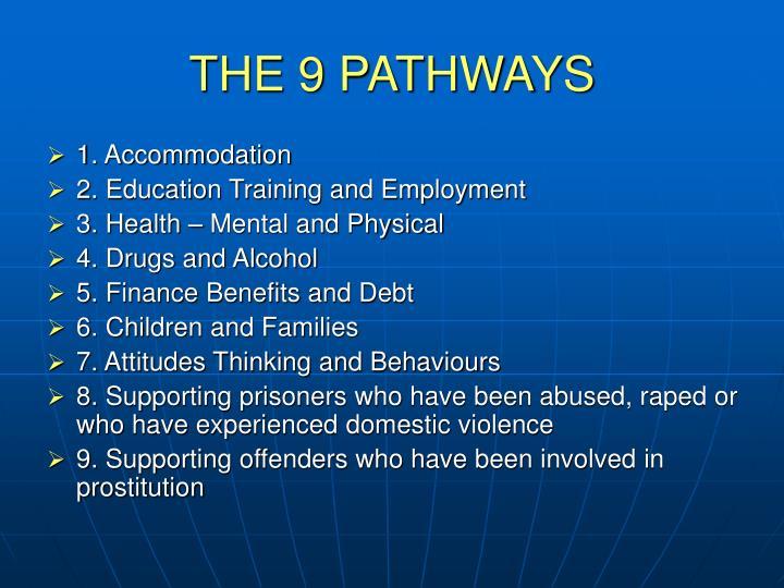 THE 9 PATHWAYS