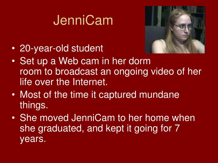 JenniCam