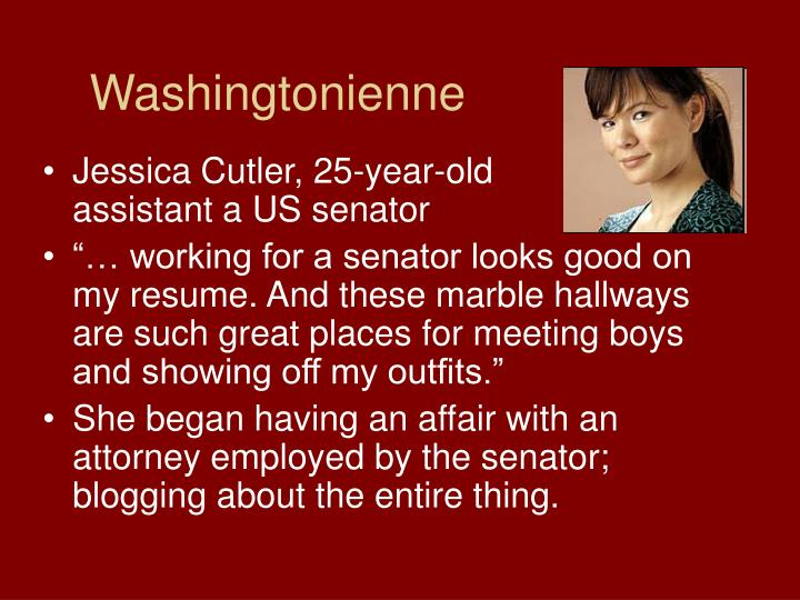 Washingtonienne